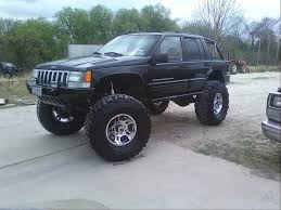 offroad custom trucks 1998 jeep grand cherokee