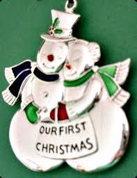 lenox our snow ornament snowman ebay