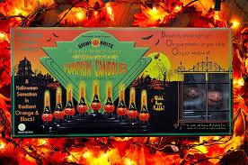 i mockery the radko shiny brite pumpkin candolier