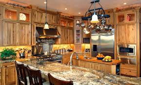 western home interiors this beautiful lodge kitchen has high mountain style decor
