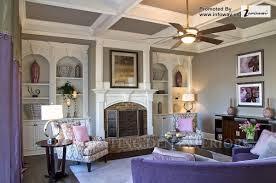 built ins interior design living room warm home and design
