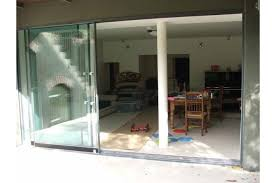 external sliding glass doors visionzone balustrades glazing systems and structural glass