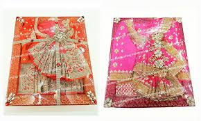 wedding dresses packing wedding gift wrapping trousseau packing service by vriddhi