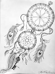 amazing dreamcatcher tattoo design
