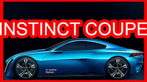 peugeot coupe rcz photoshop 2017 peugeot instinct coupe concept new 2019 peugeot