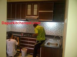 Kitchen Set Minimalis Putih Jasa Kitchen Set