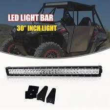 polaris rzr light bar cree 30 inch straight light bar polaris rzr 900 900s xp 1000
