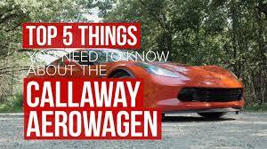 chevy corvette wagon 2017 callaway corvette aerowagen release date price and specs