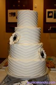 wedding cake gallery new orleans custom wedding cakes pure cake