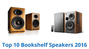 Bookshelf Computer Speakers 10 Best Bookshelf Speakers 2016 Fall 2016 Youtube