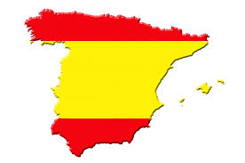 Map Of Spain Regions by Map Of Spain And Flag Free Stock Photo Public Domain Pictures