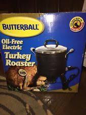 butterball turkey roaster masterbuilt 20100809 fryer ebay