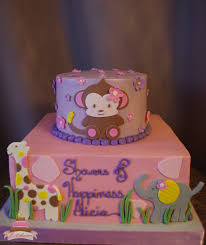 jungle baby shower cakes robust cupcakes ideas also baby shower boy girl cakes cupcakes