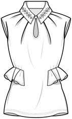 jacket fashion flats pinterest sketches drawings and