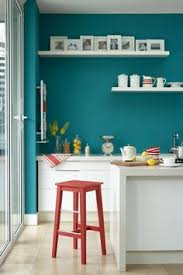 Teal Kitchen Cabinets My Fresh New Blue Kitchen Reveal The Wicker House Benjamin