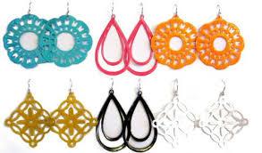 fabulous earrings fabulous paper earrings allfreejewelrymaking