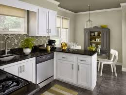 popular colors for kitchens with white cabinets kitchen paint colors with white cabinets and black granite