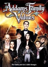 family values dvd enhanced widescreen for 16x9 tv