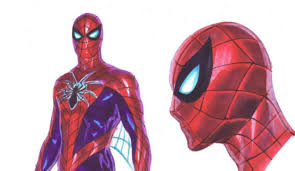 a detailed look at new spider man costume and spider mobile
