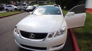 lexus white jeep 2006 lexus gs 300 white pearl 60018443 seattle bellevue