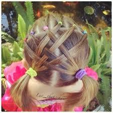 styling two year hair voilà 20 modèles de coiffures pour vos petites filles gymnastics