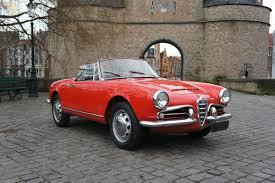 alfa romeo montreal for sale classic 1964 alfa romeo giulia cabriolet roadster for sale 371
