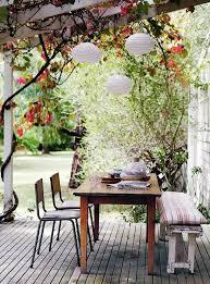Rustic Outdoor Patio Furniture 57 Cozy Rustic Patio Designs Digsdigs