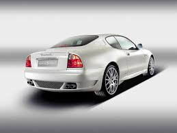 white maserati 2004 maserati gransport review supercars net