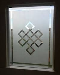 stickers for glass doors frostbrite frosted window film will give your window the