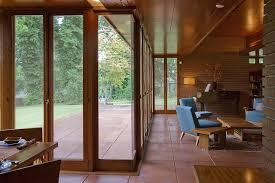 frank lloyd wright home interiors rosenbaum house interior 3 florence alabama frank lloyd wright