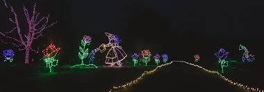norfolk botanical gardens christmas lights 2017 blog the vacation channel
