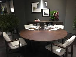 round table with chairs trip into the world of stylish dining tables