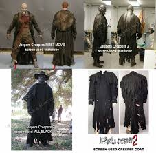 spirit halloween uniform jeepers creepers halloween wardrobe tips the creeper