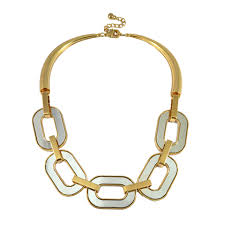 chain link necklace chunky images Necklaces collection rings tings online fashion store shop png