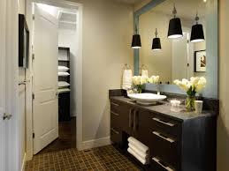bathroom closet design your favorite bathroom hgtv smart home 2017 hgtv