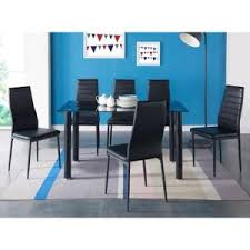 D Coratif Table A Manger D Coratif Table Et Chaise Pas Cher Belair Ensemble A Manger 4 6