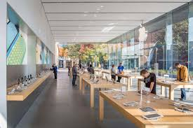 home office apple store stanford by bohlin cywinski jackson