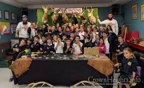 shofar factory traveling shofar factory teaches and entertains crownheights