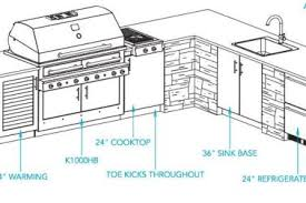country kitchen plans 9 simple country kitchen cabinets blueprints outdoor kitchen