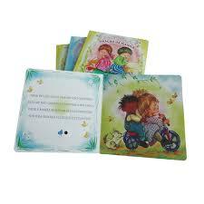 Children Sound Book Book Custom Book Printing Printing Children Sound Book Printing Children Sound Book Suppliers