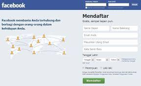 cara membuat facebook terbaru 2015 cara membuat facebook dan mendaftar fb oiru