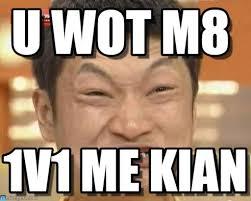 U Wot M8 Meme - u wot m8 impossibru guy original meme on memegen