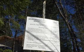 no moratorium for infill housing whistler pique newsmagazine