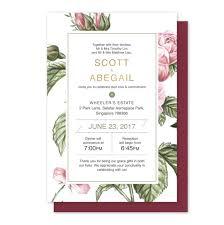 English Invitation Card Shop Wedding Cards Miraculove