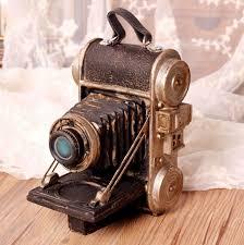 Vintage Camera Decor Aliexpress Com Buy Retro Camera Vintage Home Decor Resin Crafts