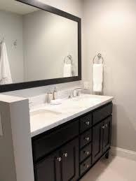bathroom vanities marvelous gold bathroom mirror thin the corner