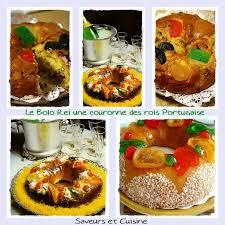 cuisine du portugal le bolo reï gâteau des rois traditionnel du portugal chambre