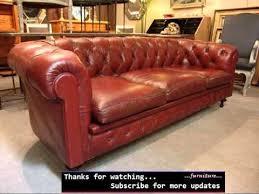 Reddish Brown Leather Sofa Leather Sofa Modern Leather Sofa Idea