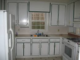 White Kitchen Cabinets Impressive Painting Old Kitchen Cabinets White Kitchen Cabinet