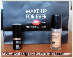 Makeup Forever Airbrush Make Up For Ever Ultrahd Foundation Review Swatches